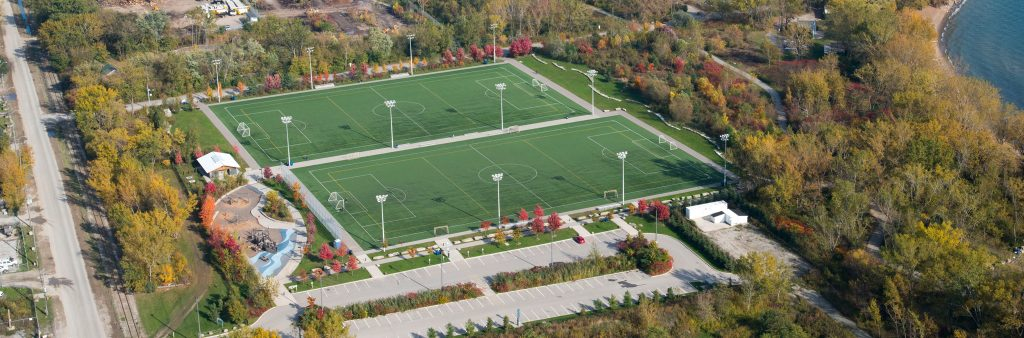 Cherry Beach Sports Fields
