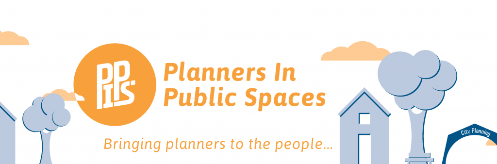 Planners in Public Spaces