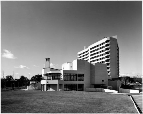 Picture of Baycrest Terrace & Wagman Centre, Bathurst Street, 1976