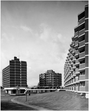 Picture of Robert J. Smith Apartments, Albion Rd. & Kipling Ave, 1960's