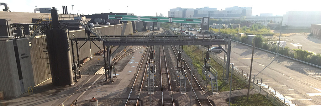 Rail Maintenance Yard Source: IBI Group