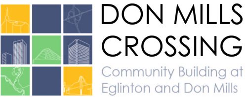 Don Mills Crossing logo
