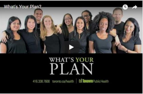 What's Your Plan Video screen shot