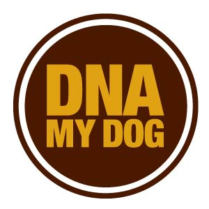 DNA my dog logo