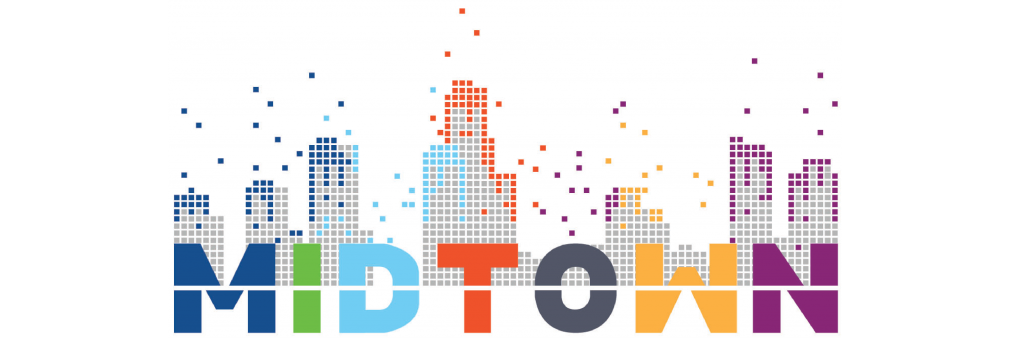 Midtown in Focus logo