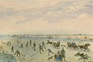 Toronto Bay, 1835