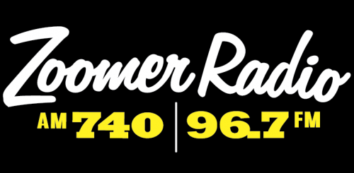 Zoomer Radio Logo 2015 on Black