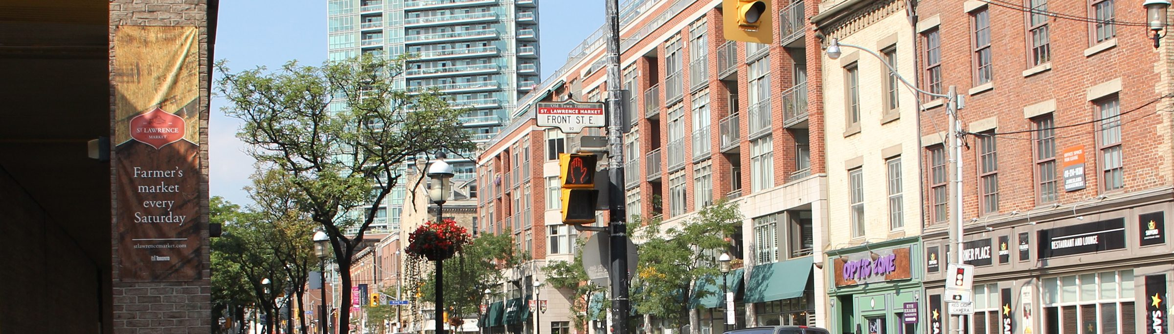 Pedestrian Countdown Signals City Of Toronto