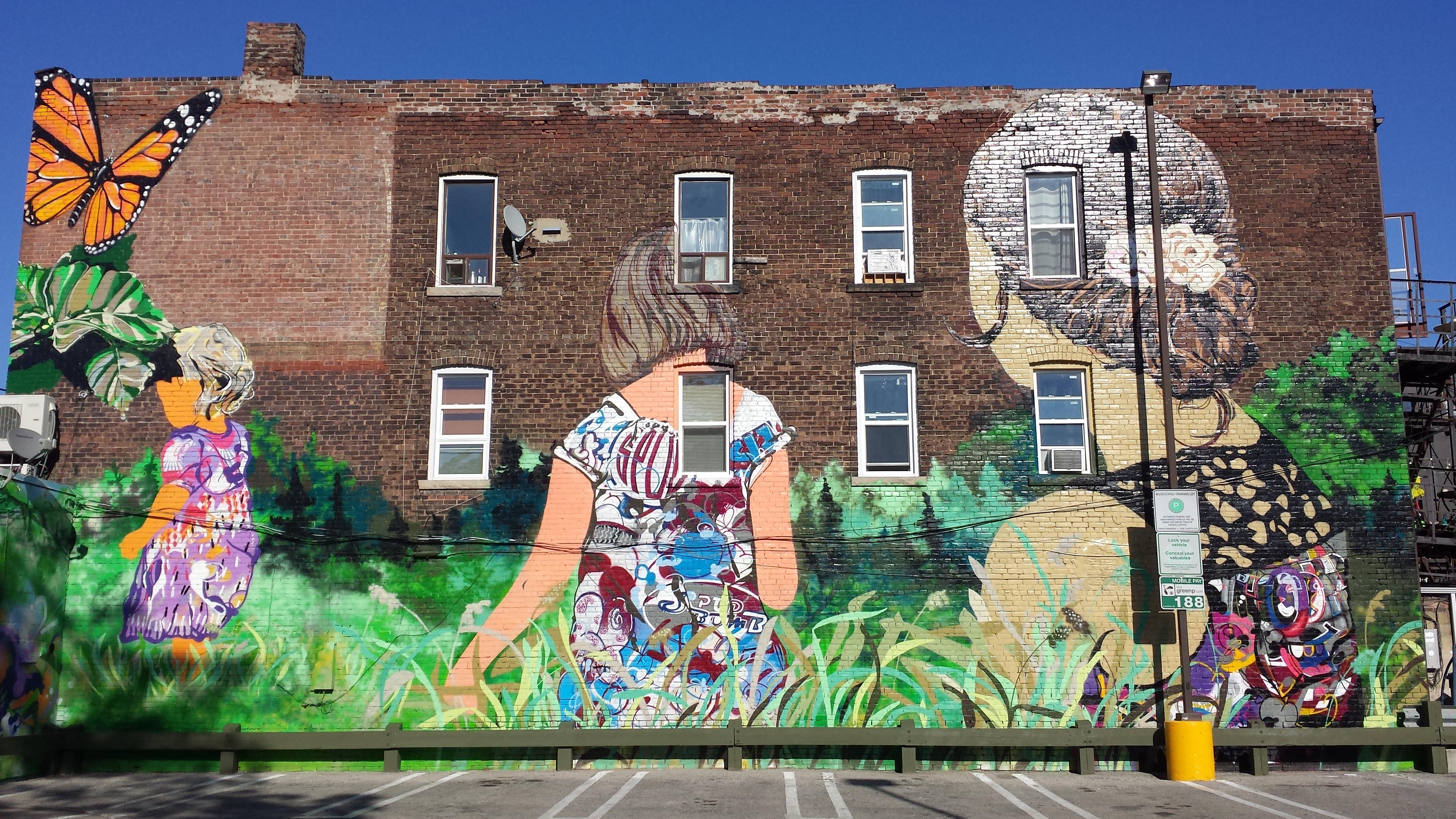 Graffiti management