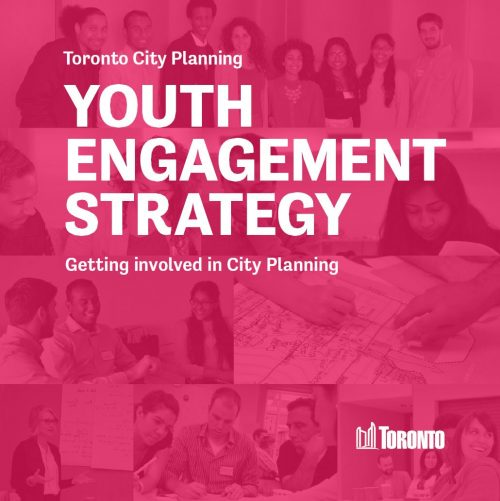 Cover Page of the Short Version of the Youth Engagement Strategy