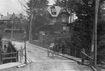 Photo of Glen Road Bridge, 1895