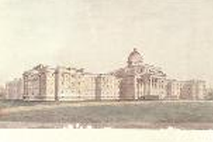The Provincial Lunatic Asylum