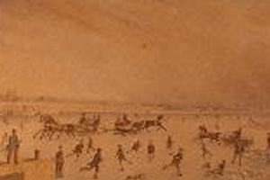 Taylor's Wharf, 1835