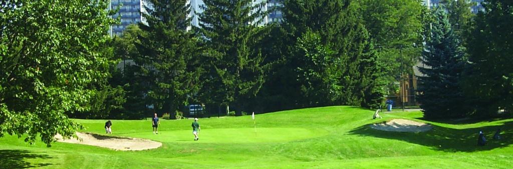 An image of Dentonia Park Golf Course