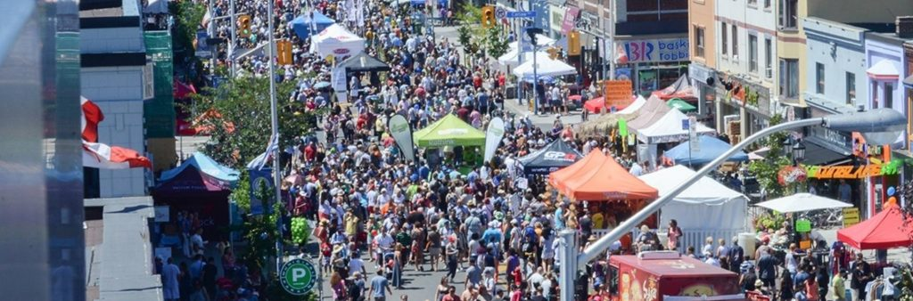 Image of Taste of the Danforth