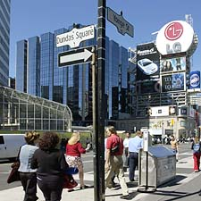 Image of Dundas Square