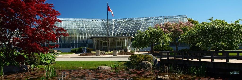 Centennial Park Conservatory