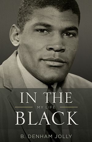 In the Black: My Life, cover art