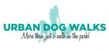 Urban dog walks logo