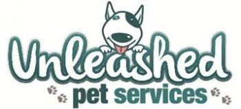 unleashed pet services logo