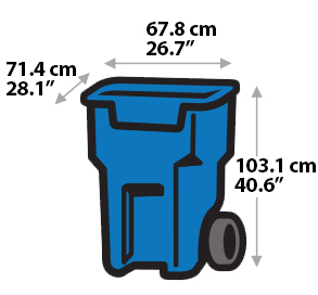 Recycle Bin - Large