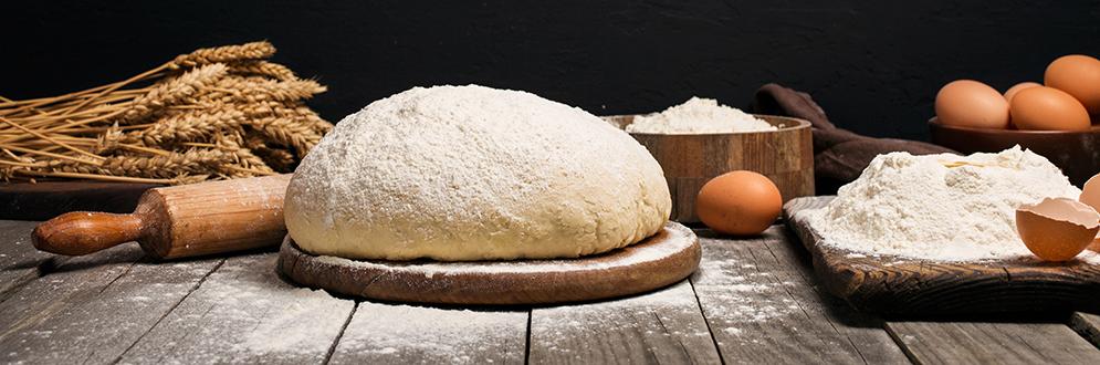 bread making ingredients