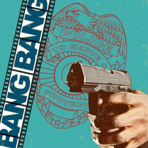 BangBang - play artwork at Factory Theatre