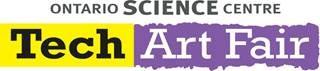 Ontario Science Centre Tech Art Fair logo