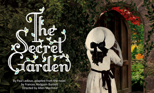 The Secret Garden artwork