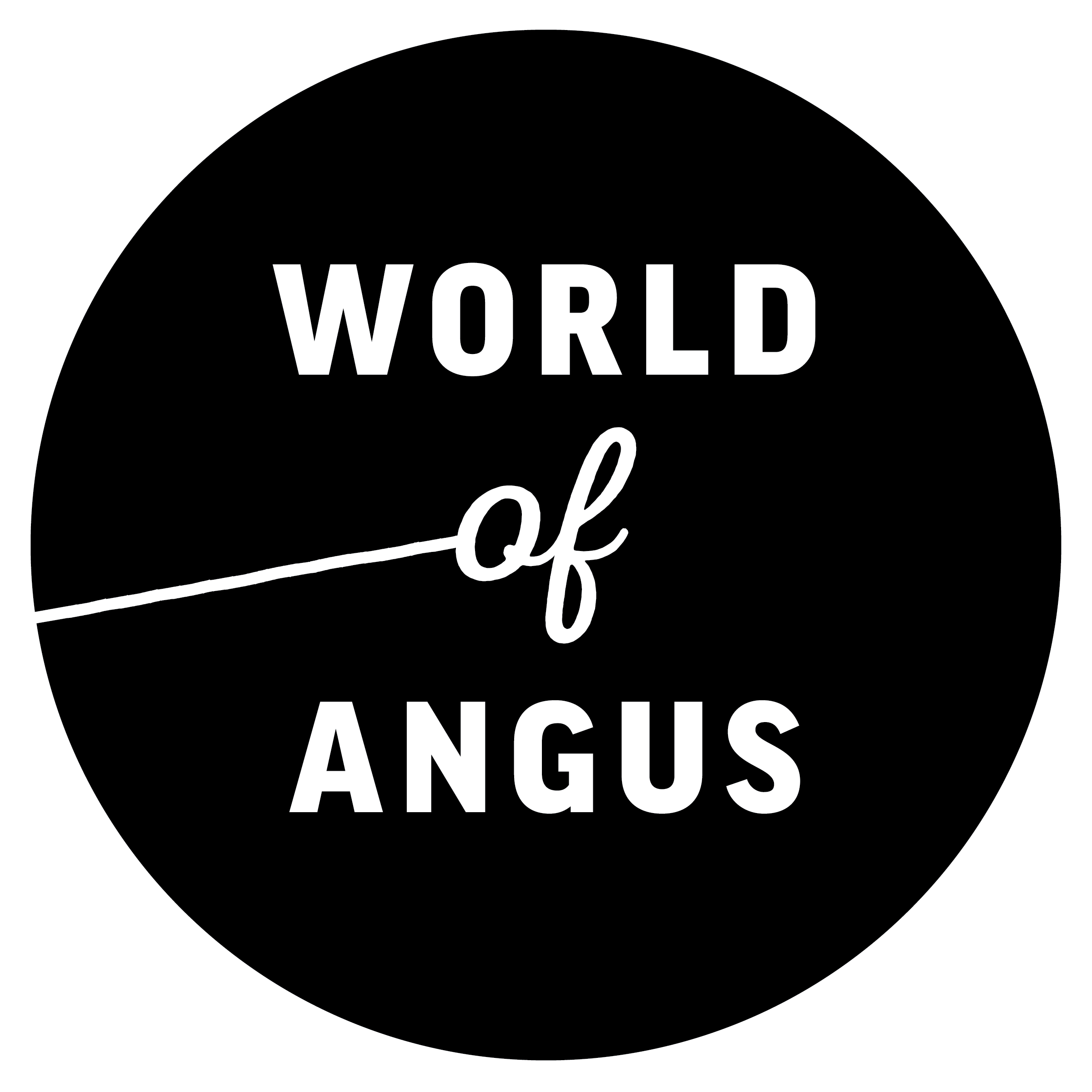 World of Angus logo