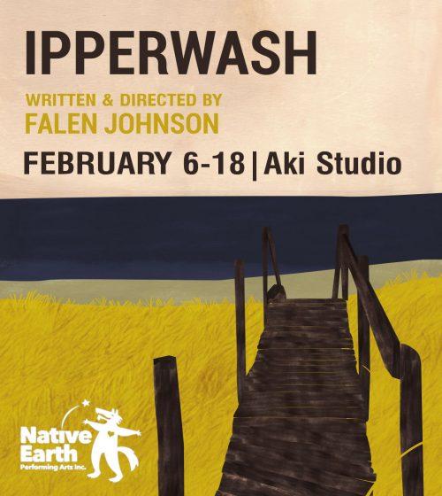 Ipperwash - play artwork
