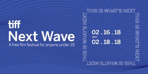 Next Wave at TIFF-artwork