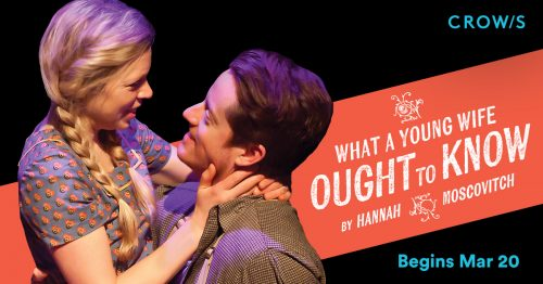 What a young Wife Ought to Know - show poster