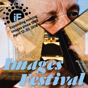 Images Festival poster/logo