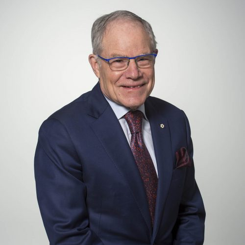 Bruce Kidd 2018 Toronto Sport hall of Honour Inductee