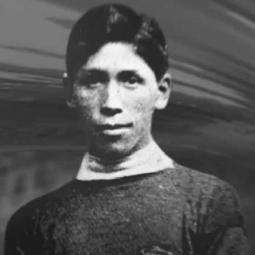 Tom Longboat 2018 Toronto Sport Hall of Honour Inductee