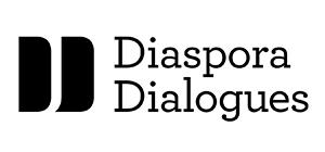 LOGO Diaspora Dialogues BW