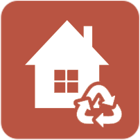 Toronto Green Standard Solid Waste Icon