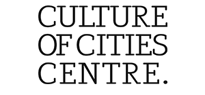 DOT 2018 - Logo Culture of Cities BW