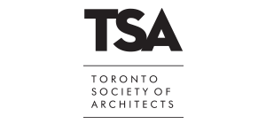LOGO Toronto Society of Architects BW