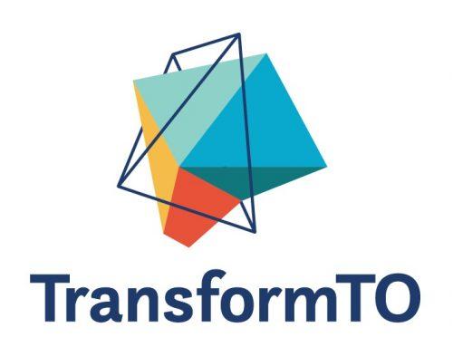 TransformTO climate strategy logo