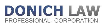 Donich Law logo