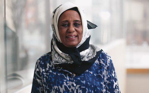 Toronto Planning Review Panel - Khadija
