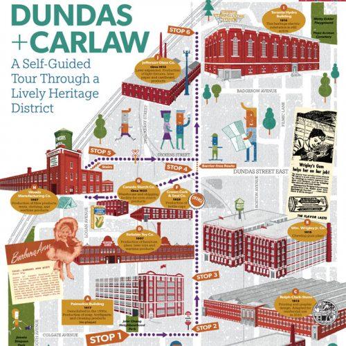 Dundas + Carlaw infographic