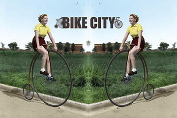 Bike City artwork