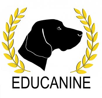 EDUCANINE logo