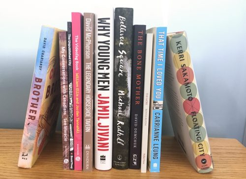 Books long listed for the 2018 Toronto Book Award
