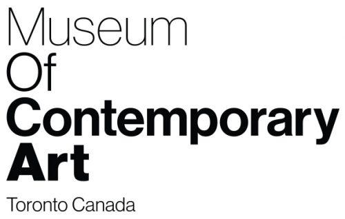 Toronto - Museum of Contemporary Art logo/wordmark