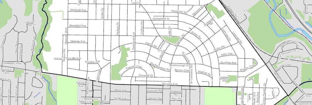 Individual Ward Maps - Map Catalogue