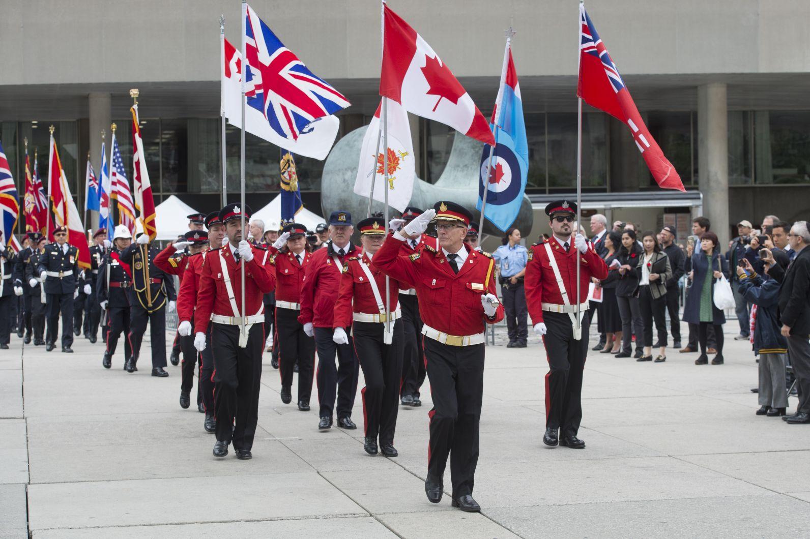 City of Toronto Honour Guard – City of Toronto